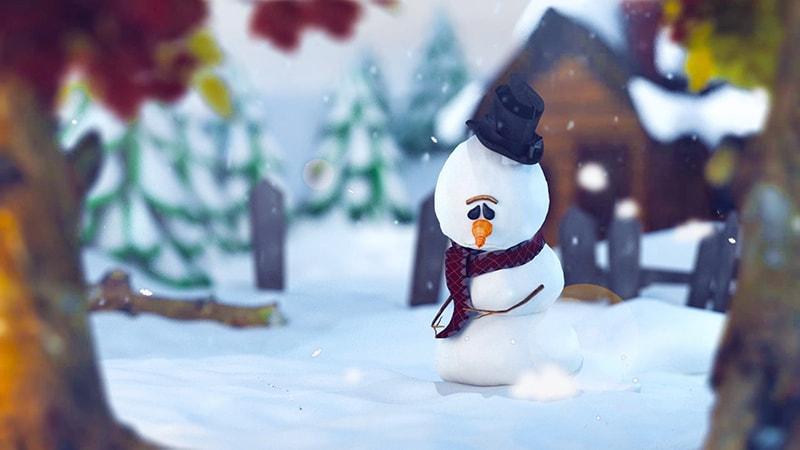 Kurze Weihnachtsvideos